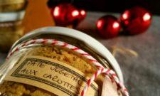 Noël gourmand & vegan : Pâté végétal aux carottes (Idée cadeau DIY)