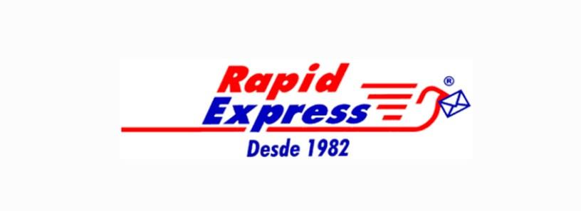 envío de paquetes Rapid Express