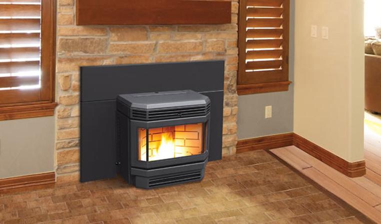Enviro  Products  Pellet  EF3 Fireplace Insert