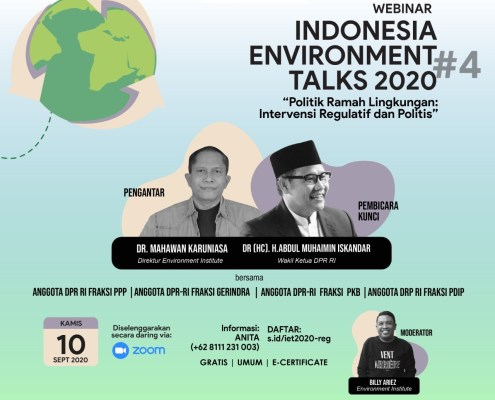 Indonesia Environment Talks #4