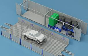 Enviroconcept, car wash system, wastewater