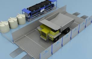 Enviro Concepts, mobile wash bays