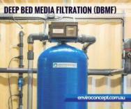 deep bed media filtration