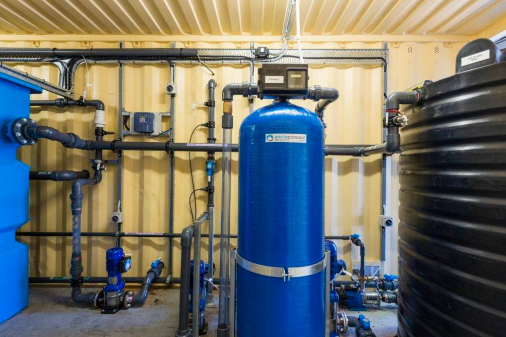Water Filtration System, waste water