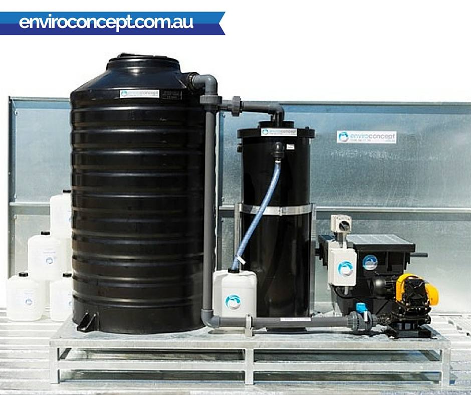 Solids Interceptor, Oil water separator