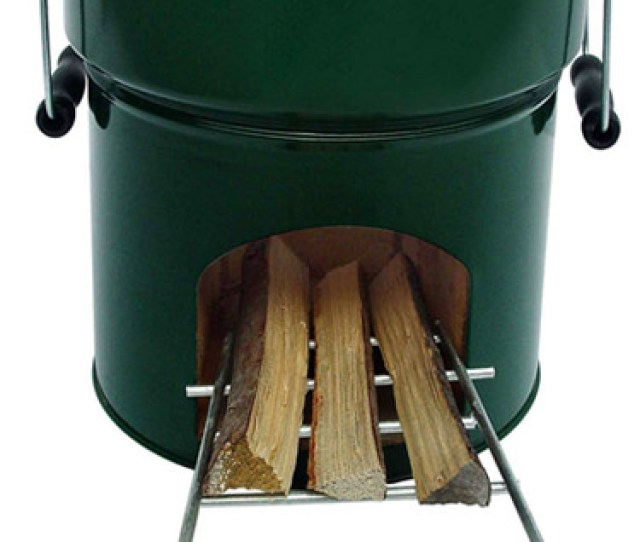 Wood Rocket Stove By Stovetec