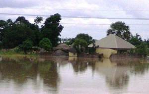 Many die, 250 villages inundated as Cameroonian dam floods Nigerian territory Adamawa 2 300x190