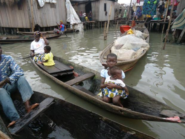 Evition  Groups flay forced eviction of waterfront residents in Cotonou Eviction1