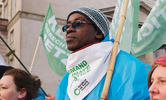 Nnimmo Bassey  Why we're climate striking for action – Bassey Nnimmo