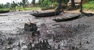 Ogoniland-Spill
