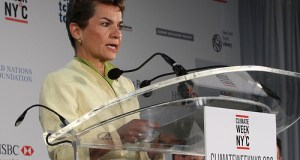 UNFCCC to present Aggregation Report of INDCs Christiana Figueres