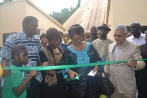 Late Prof. Obot honoured with Orchids Centre NCF Pix 300x200