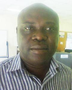 Alade Adeleke, NCF Executive Director