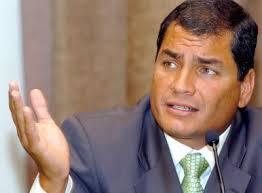 Correa  Oilwatch to Ecuadorian president: Keep oil firms out of Yasuni-ITT Rafael Correa