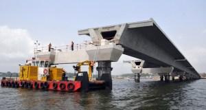 Bridging lagoons in Abidjan, Lagos HKB