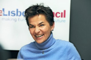 Christiana Figueres, UNFCCC Executive Secretary