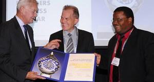 Durban utility receives 2014 Stockholm Industry Water Award Award