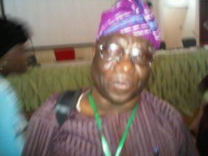 Prof Olukayode Oladipo