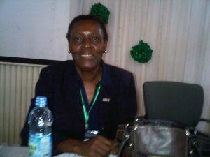 Dr Gloria Ujor