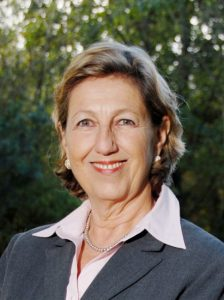 Julia Marton-Lefèvre, Director General of IUCN