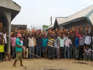 Bodo villagers