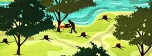 illegal-logging-header  Combating illegal logging with smartphones, smarter shopping illegal logging header 300x112
