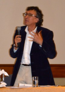 Prosecutor for the Earth, Ramiro Avila. Photo credit: earthlawyers.org