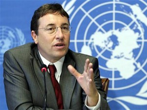 Achim Steiner, UNEP  UNEP: Climate adaptation costs could triple Steiner 300x225