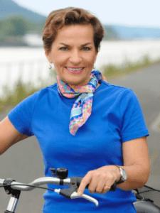 UNFCCC Executive Secretary, Christiana Figueres