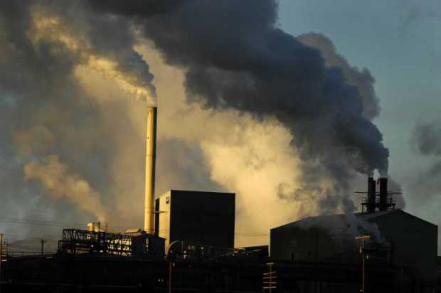 Greenhouse gas increases are leading to a faster rate of global warming and polluters are asked to pay. Photo credit: earthtimes.org  Fossil fuel giants should pay GHG emission