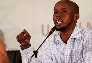 Mohamed Adow, Senior Climate Advisor at Christian Aid. Photo credit: Scidev.net