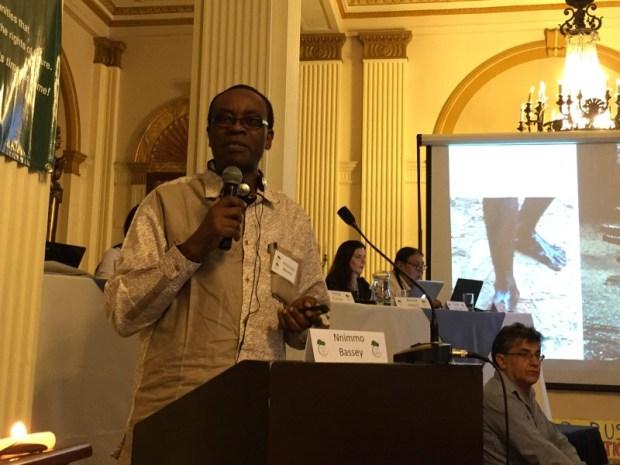 Nnimmo Bassey, Director, Health of Mother Earth Foundation (HOMEF)