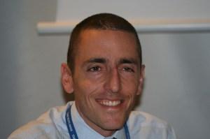 Jason Bremner, Associate Vice President at the Population Reference Bureau. Photo credit: geog.ucab.edu