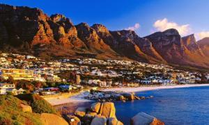 Cape Town, South Africa. Photo credit: www.tripadvisor.com