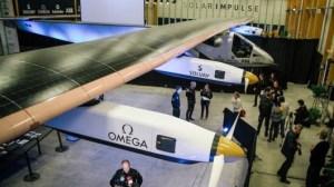 Solar Impulse 2 unveiling. Photo credit: www.gl2mag.com