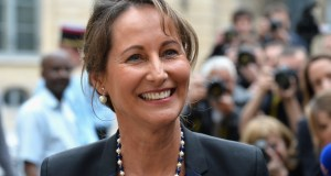 French Energy Minister Segolene Royal  France submits long-term climate strategy to UN French Energy Minister Segolene Royal