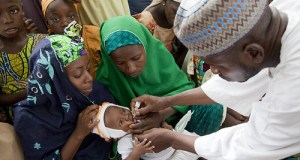Polio immunisation  World Polio Day: Nigeria has brought Africa closer to being certified polio-free Polio