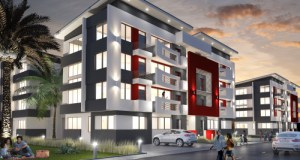 Impression of Apartment Flats at Cranbel Court