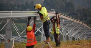 Power plant construction Rwanda  Mali to install West Africa's largest solar grid-connected power plant Power plant construction Rwanda