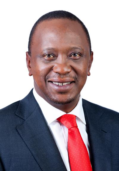 President Uhuru Kenyatta of Kenya. Photo credit: en.wikipedia