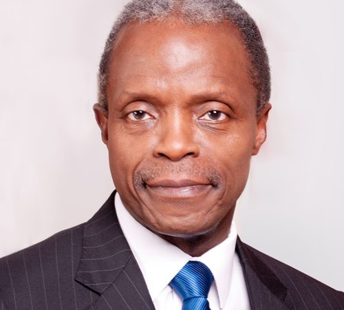 Yemi-Osibajo  Green Bond to drive climate-friendly investments for launch next month Yemi Osibajo2 500x450