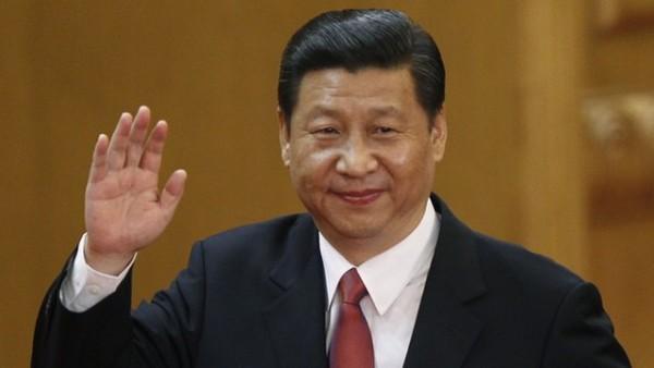 Chinese President Xi Jinping. Photo credit: cctv