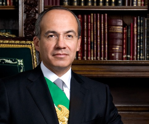 Felipe Calderón, former President of Mexico and Chair of the Global Commission. He underlines the need to invest in sustainable infrastructure. Photo credit: mpiweb.org