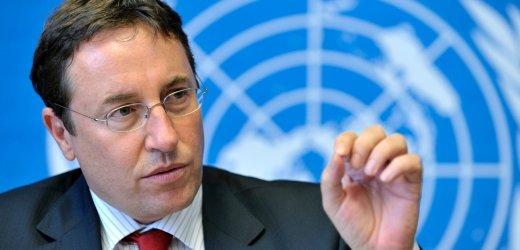 Achim Steiner, Executive Director of UNEP. Photo credit: www.spiegel.de