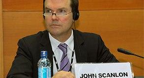 John E. Scanlon, the Secretary-General of CITES