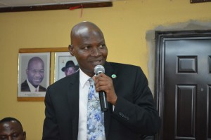 Dr Femi Olomola, President of the Nigerian Institute of Town Planners (NITP)