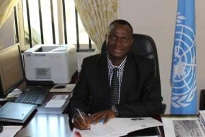 Nigeria Country Director of UNDP, Dr. Pa Lamin Beyai. Photo credit: ng.undp.org
