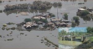Adamawa  Flood waters from Kiri Dam submerge seven Adamawa communities Adamawa 300x160