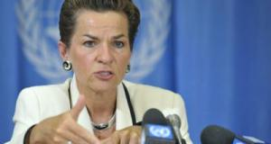 Christiana Figueres  146 nations submit climate action plans to UN Christiana Figueres