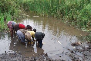 This sometimes makes the children miss school while others reach school tired and late  Beyond endurance: Pictures telling Uganda's water story Page41 300x202